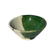2er Set zweifarbige Keramikschüsseln