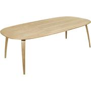 Tisch 'Elliptical' mit auffälligen Beinen