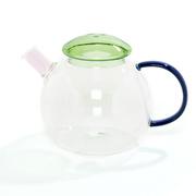 Teekanne 'Bubble' aus Glas