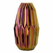 Vase 'Oily Folds'