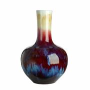 Farbenfrohe Vase 'Crazy'