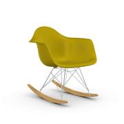 Schaukelstuhl 'Eames Plastic Armchair'