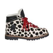 Einzelstück: Lederschuhe Town 3 von 'Ammann Shoes' in Kuhfell