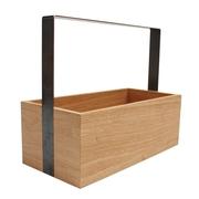 Box aus Eichenholz