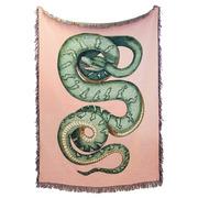 Plaid 'Serpentes'