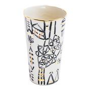 Handmade in Zurich: Vase 'Unseen'