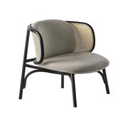 Eleganter Sessel mit Wiener Geflecht