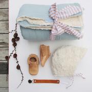 Baby-Geschenke-Set 'Ice' von Petit Mai