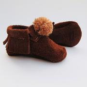 Süsse 'Bear'-Mokassins für Babys & Kleinkinder