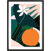 Lust auf Sonne: Bild 'Orange'