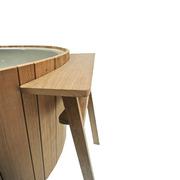 Beistelltisch für 'Dutchtub Wood'