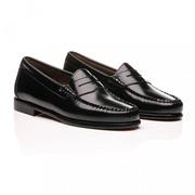 Einzelpaare: Loafer von 'G.H Bass' in Black oder Wine