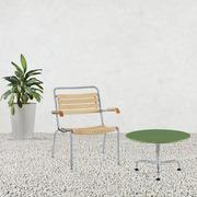 Garten-Loungeset für 2