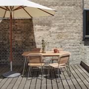 4er Garten-Set 'Lilium' mit Stühlen
