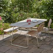 4er Garten-Set 'Lilium' mit Sitzbank