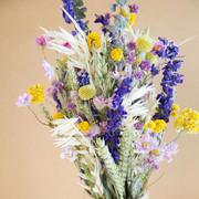 Trockenblumenstrauss 'Wiesenzauber'