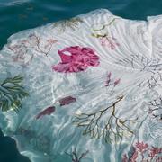 Bettwäsche 'Respiro' von Estelle Gassmann