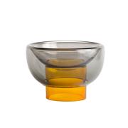 Bunte Glasschale 'Sphere L'