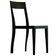 Schnittiger Flankenschnitt-Stuhl