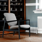 'France Chair' in Stoff