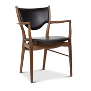 '46 Armchair' in Stoff
