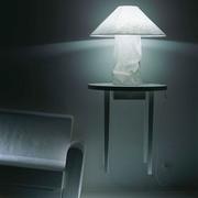 Tischleuchte 'Lampampe'