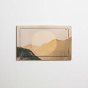 Fläpps Sekretär 80x50-1 - 'Alps'