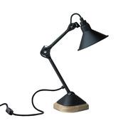 Kegelförmige Tischlampe 'Lampe Gras 207'
