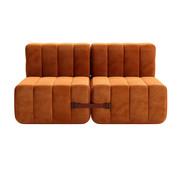 Flexibler 2-Sitzer 'Curt'