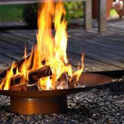 Outdoor-Feuerstelle 'Ra'
