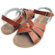 Kultige 'Saltwater Original Sandals' in Tan