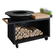 Outdoor-Küche 'Cooking Unit Island Pro 100'