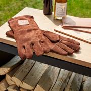 Hitzebeständige Grill-Handschuhe