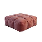 Pouf zu Sofa 'Strips'