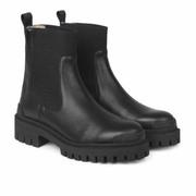 Coole Track-Boots von 'Angulus' in Schwarz