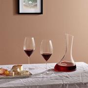 2er Set puristisches Rotweinglas 'Grace'