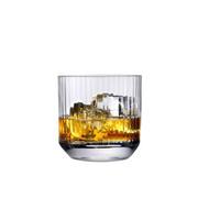 4er Set Whiskey Kristallgläser