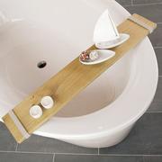 Badebrett für die Badewanne