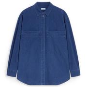 Denim-Bluse von 'Closed' in Mid Blue