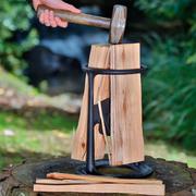 Der sicherste Holzspalter der Welt