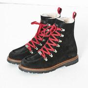 Winterschuhe Spiez von 'Ammann Shoes' in Nero