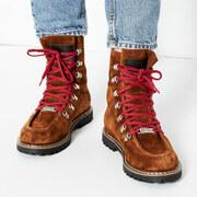 Winterschuhe Spiez von 'Ammann Shoes' in Cognac