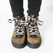 Winterschuhe Monaco von 'Ammann Shoes' in Truffle