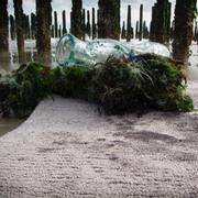 Teppich 'Haven' aus Wolle / regeneriertem Nylon