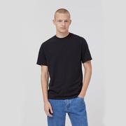 Herren-Shirt von 'Closed' in Black oder Dark Teal