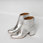 Statement Boots von 'Anthology Paris' in Silber