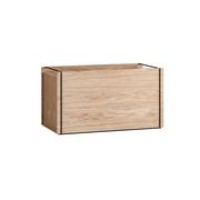 Schöner aufräumen: Holz-Box 'Storage'