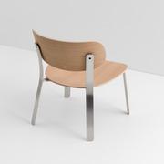Lounge Chair 'Springback'