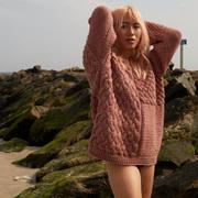 Handgefertigter Sweater von 'The Knotty Ones'
