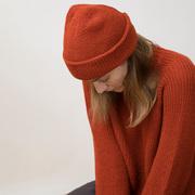 Beanie von 'Jungle Folk' in Scarlet Red